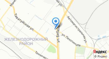 Антирадары на Урале на карте