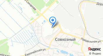 Конечная станция Академгородок на карте