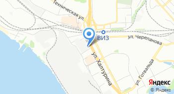 Оптовая обувная компания Start на карте