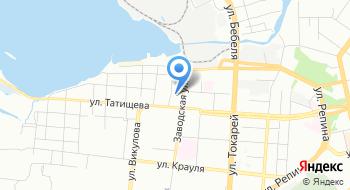 Багетная мастерская Заводская,18 на карте