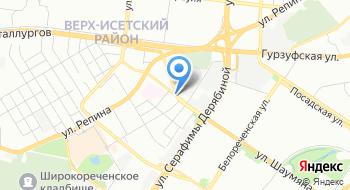 НПО Автоматики имени Академика Н. А. Семихатова на карте