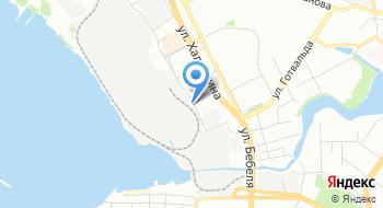 ОТМ и РАМТС ГБДД по городу Екатеринбургу на карте