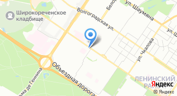Городская ритуальная компания на карте