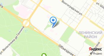 Школа развития Знайка на карте