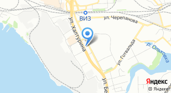 Областной наркологический диспансер на карте