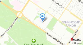 МБУ ДГБ №5 Раздаточный пункт на карте