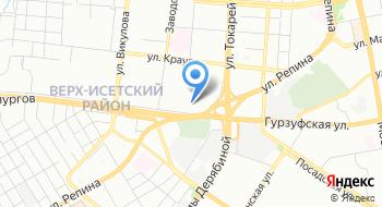 Компания Autoera96.ru на карте