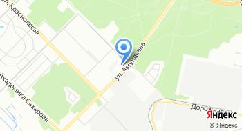 Институт геофизики им. Ю.П. Булашевича УрО РАН на карте