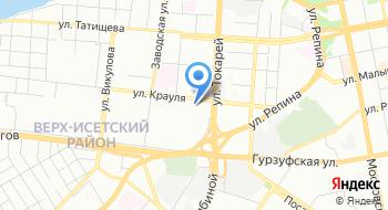Караоке-кафе Охота по-русски на карте