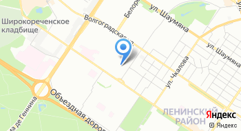 Свердловский областной центр профилактики и борьбы со СПИД Педиатрическое отделение, прием беременных на карте