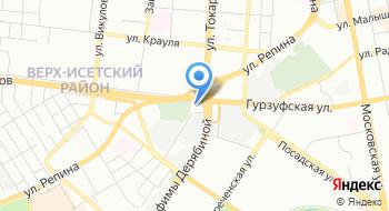 Компания Автопродикс Официальный дилер Ниссан на карте