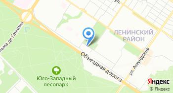 ГУП СО ГРВЦ ИнЭкспо на карте