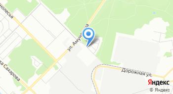 Оптовая компания В Гардеробе на карте