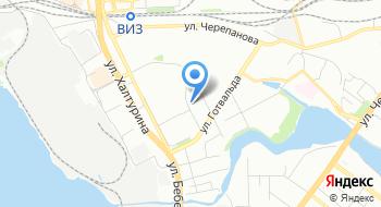 Информационно-аналитический центр на карте
