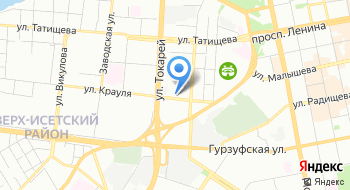 Кофейня Barista на карте