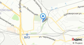 Дирекция УЦЭПС АТ на карте