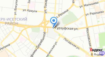 Автоцентр Восточный ветер на карте