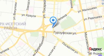 Торгово-сервисный центр Кузов-Центр на карте