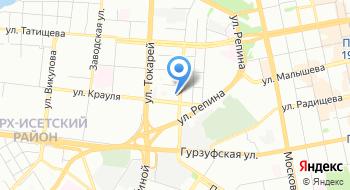 Центр бытовых услуг Модерн на карте