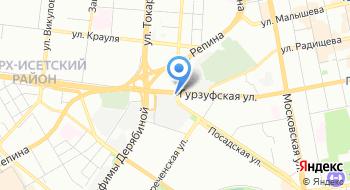 Урал Строй Альянс на карте