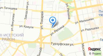 Банк Нейва на карте