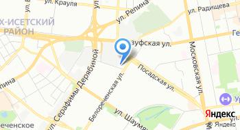 Сервис-Партнер Rational на карте