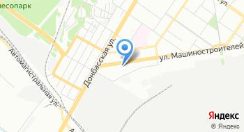 ОО Орджоникидзевское ОО и Р, г. Екатеринбург на карте