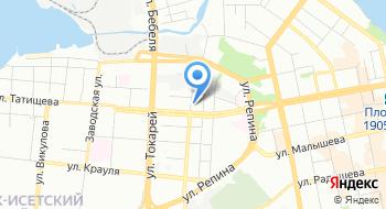 Фгбоу ВО Уральский государственный педагогический университет Общежитие на карте