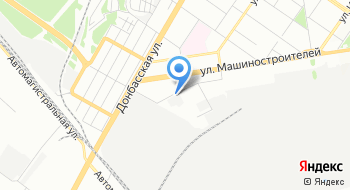 Емуп Екатеринбурский хлебокомбинат, Хлебозавод № 2 на карте