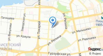 Агентство переводов Транслит Офис Верх-Исетский на карте
