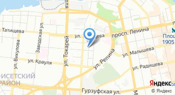Кальян-бар Baba на карте