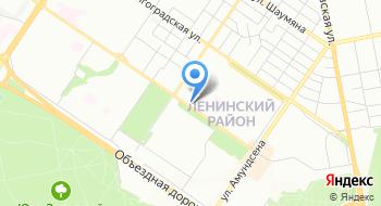 Уралпромснаб на карте