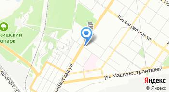 Автомагазин Дон на карте