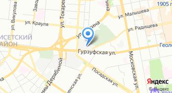 Группа компаний Неокрил на карте