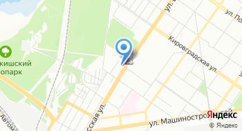 Интернет-магазин АвтоЭлегант на карте