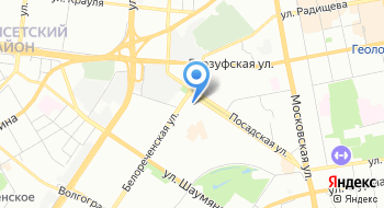 Астэк-Урал на карте