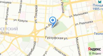 Автотехцентр Мустанг на карте