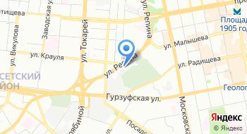 Миртекст на карте