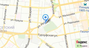 Мобильные аттракционы на карте