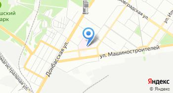 Городская клиническая больница №14 Родильный дом на карте