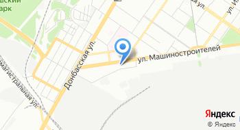 Сервис окон на карте