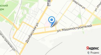 Травматологическое отделение Екатеринбургского консультативно-диагностического центра на карте
