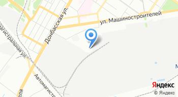 Группа компаний Уралхозторг на карте