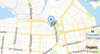 Студия Н на карте