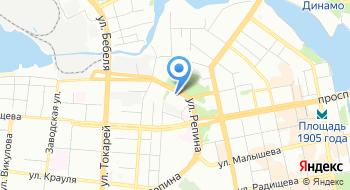 Компания Техлайн на карте