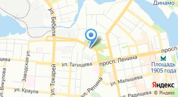 Мебельная компания Титул на карте