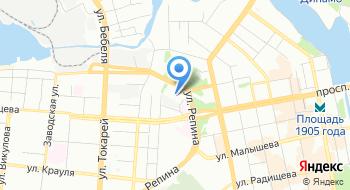 ПроФорм на карте