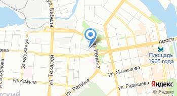 Телеканал Министерство Идей на карте