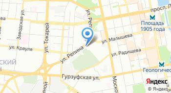 Медсанчасть МВД на карте