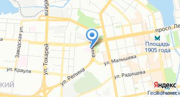 ФГБУ НИИ ОММ Минздрава России на карте